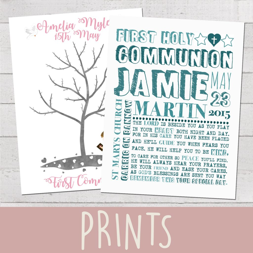 COMMUNION PRINTS